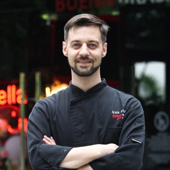 Chef Ivan Popov