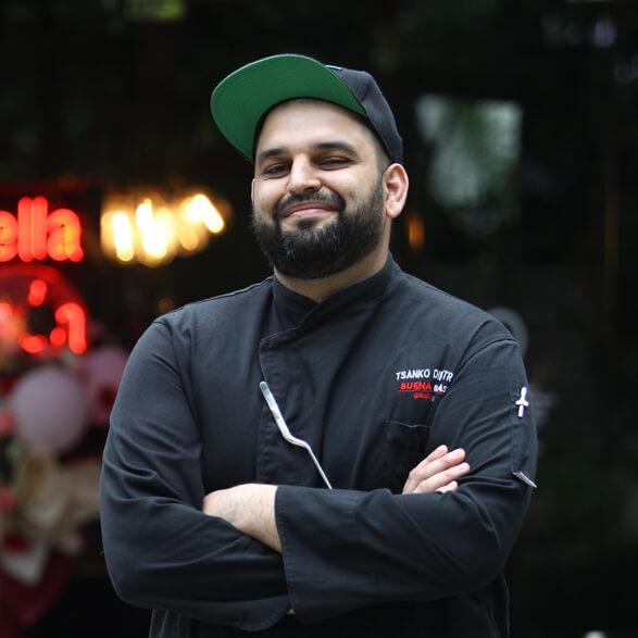 Chef Tsanko Dimitrov